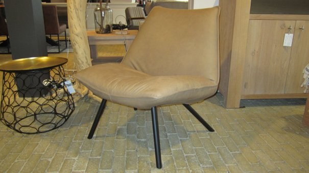 Fauteuil Smile laag