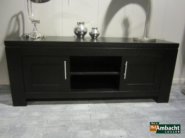 Bordeaux TV dressoir eiken.