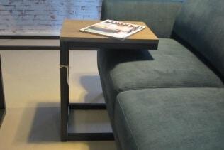 MetalWood banktafel