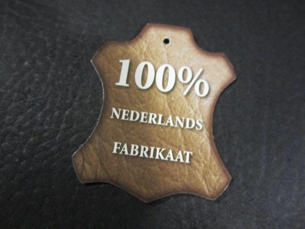 100% NEDERLANDS FABRIKAAT