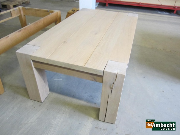MASSIEF SALONTAFEL EIKEN